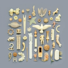 Plastic found on Cornish beaches