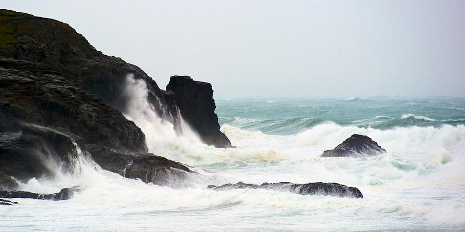 Treyarnon Wave