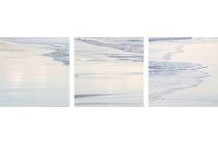 Ebb Tide, triptych